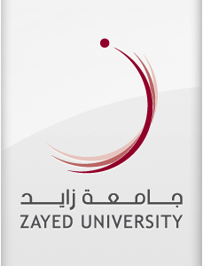 Zayed University - Large banner logo